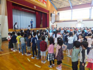 小学校体験 - ダンス