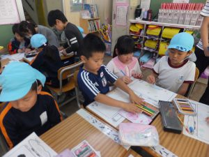 小学校体験 - 授業体験